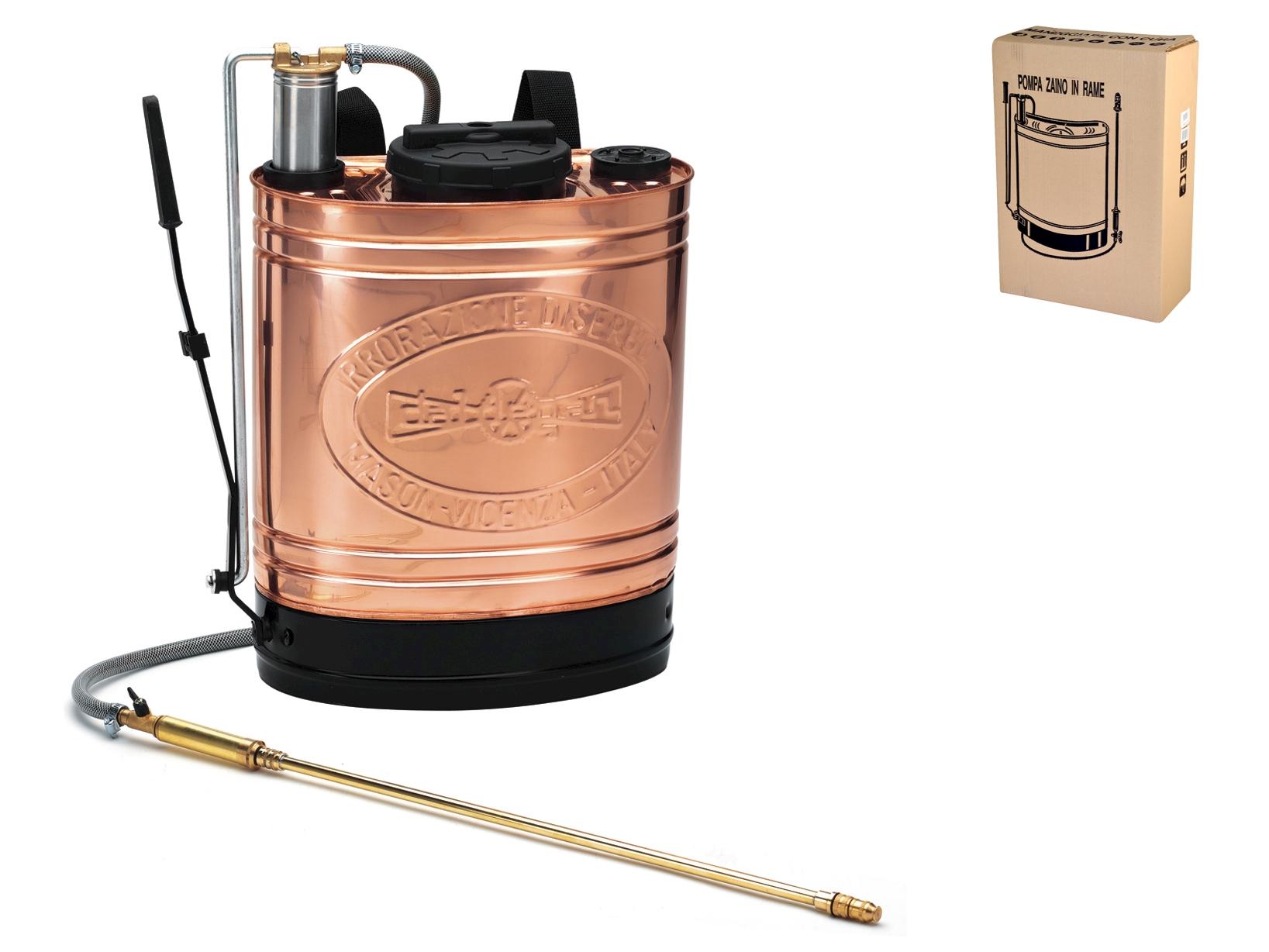 Pompa A Spalla Primav Rame 16 C/lanc