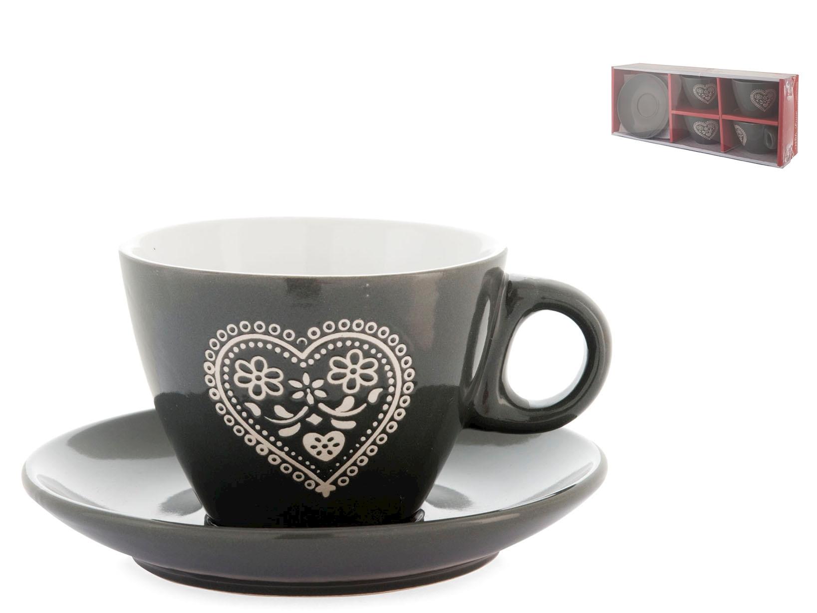 Confezione 4te'c/p Withlove Grigio 200 60440g