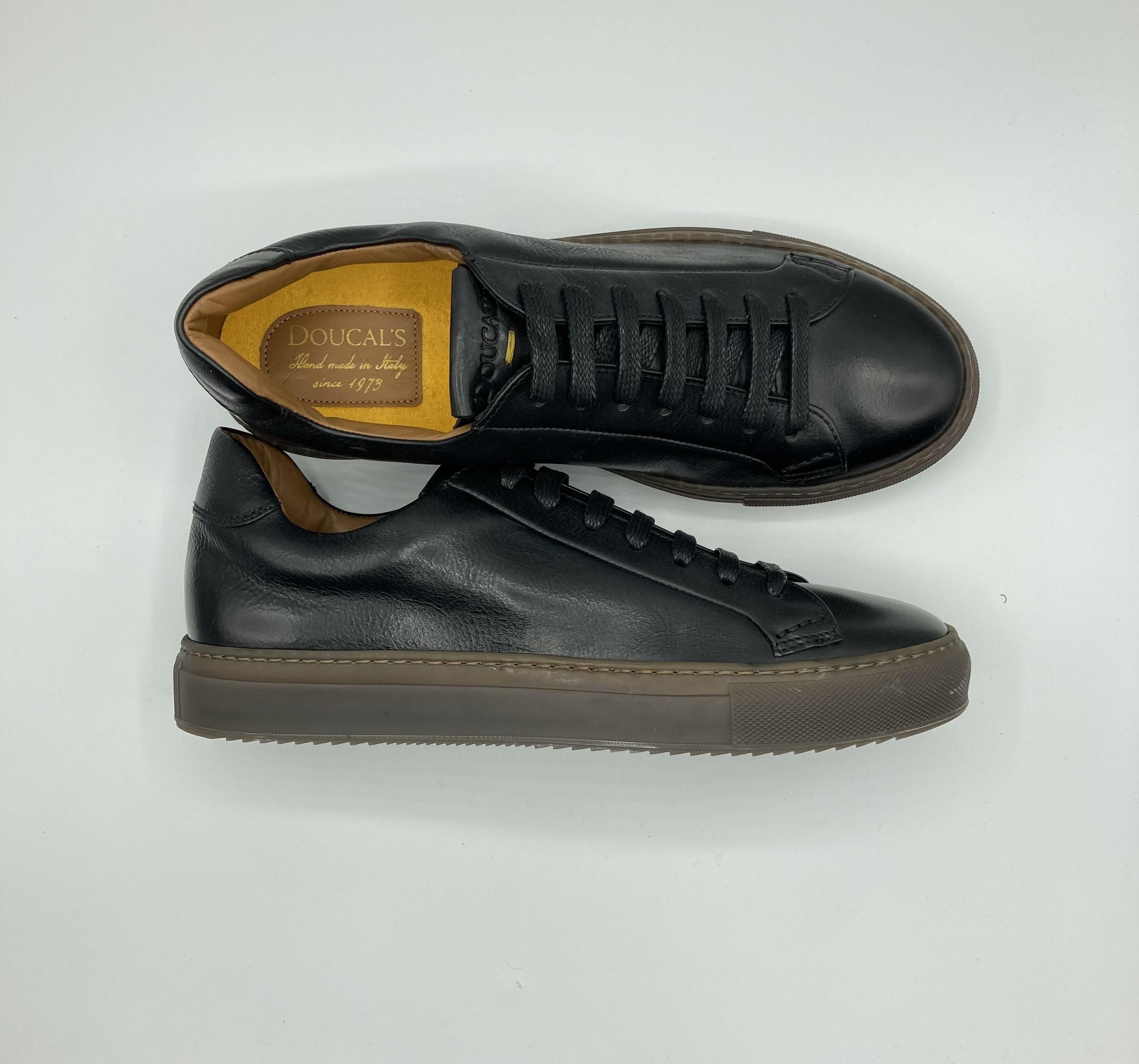 Sneaker in pelle Doucal's