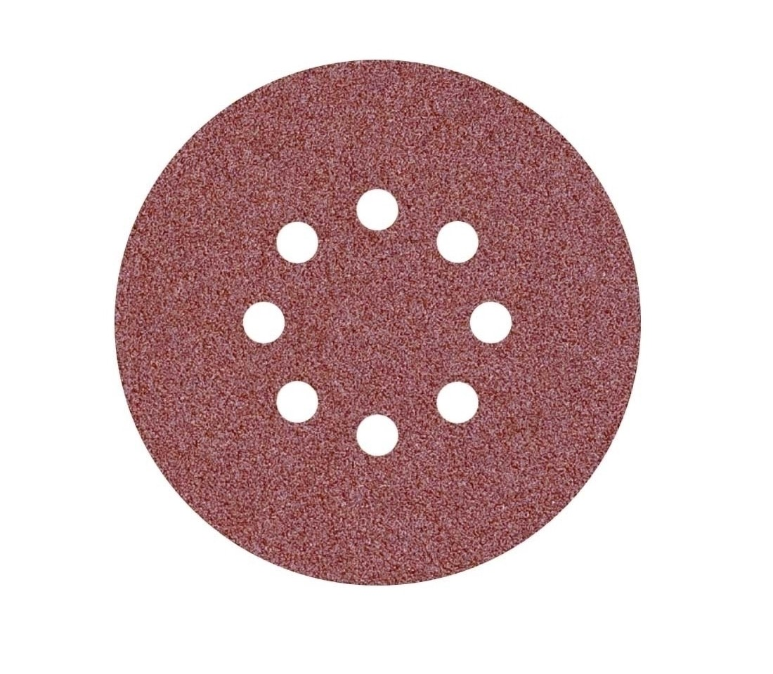 Disco Velcrato Abrasivo diametro 115mm