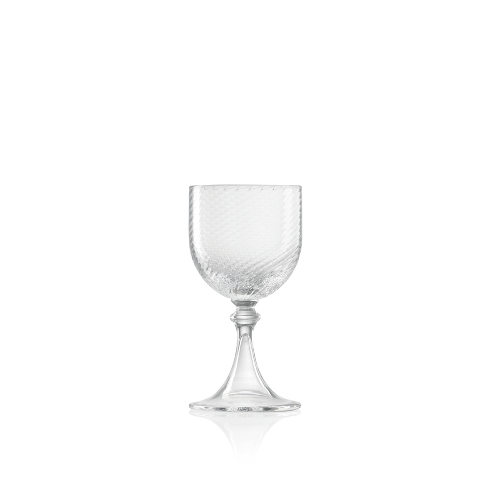 Calice Marsala 3/62 Rigadin Ritorto Cristallo
