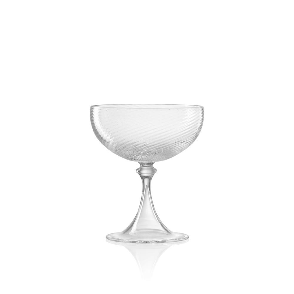 Coppa Champagne 3/62 Rigadin Ritorto Cristallo