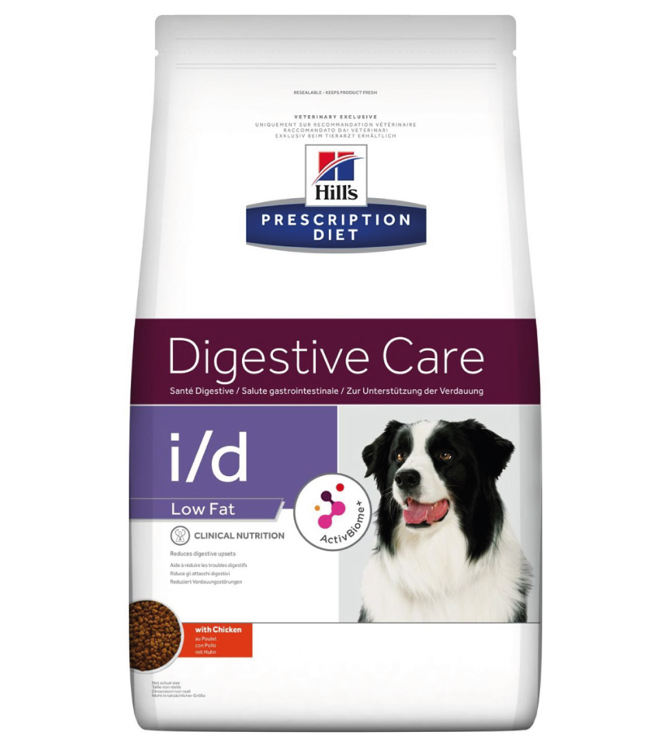 Hill's - Prescription Diet Canine - i/d Low Fat - 1.5 kg