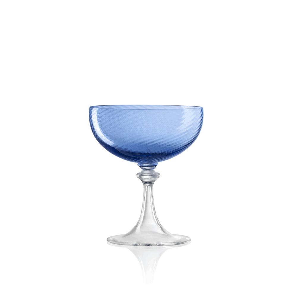 Coppa Champagne 3/62 Rigadin Ritorto Blu