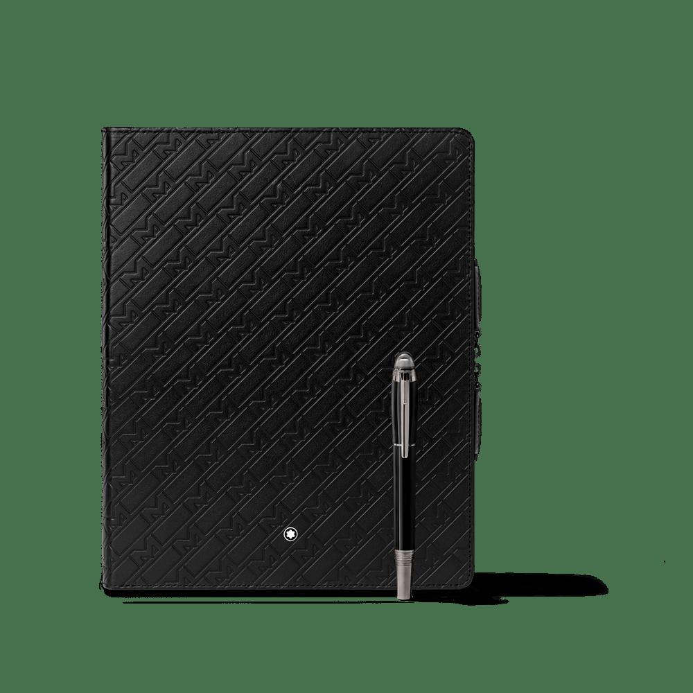 Set Montblanc Augmented Paper x Montblanc UltraBlack Edition