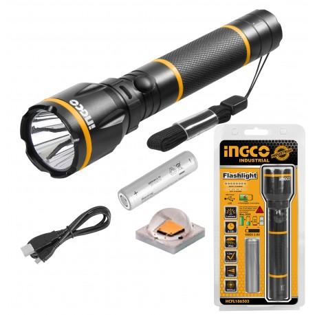 Torcia LED 400 Lumen INGCO