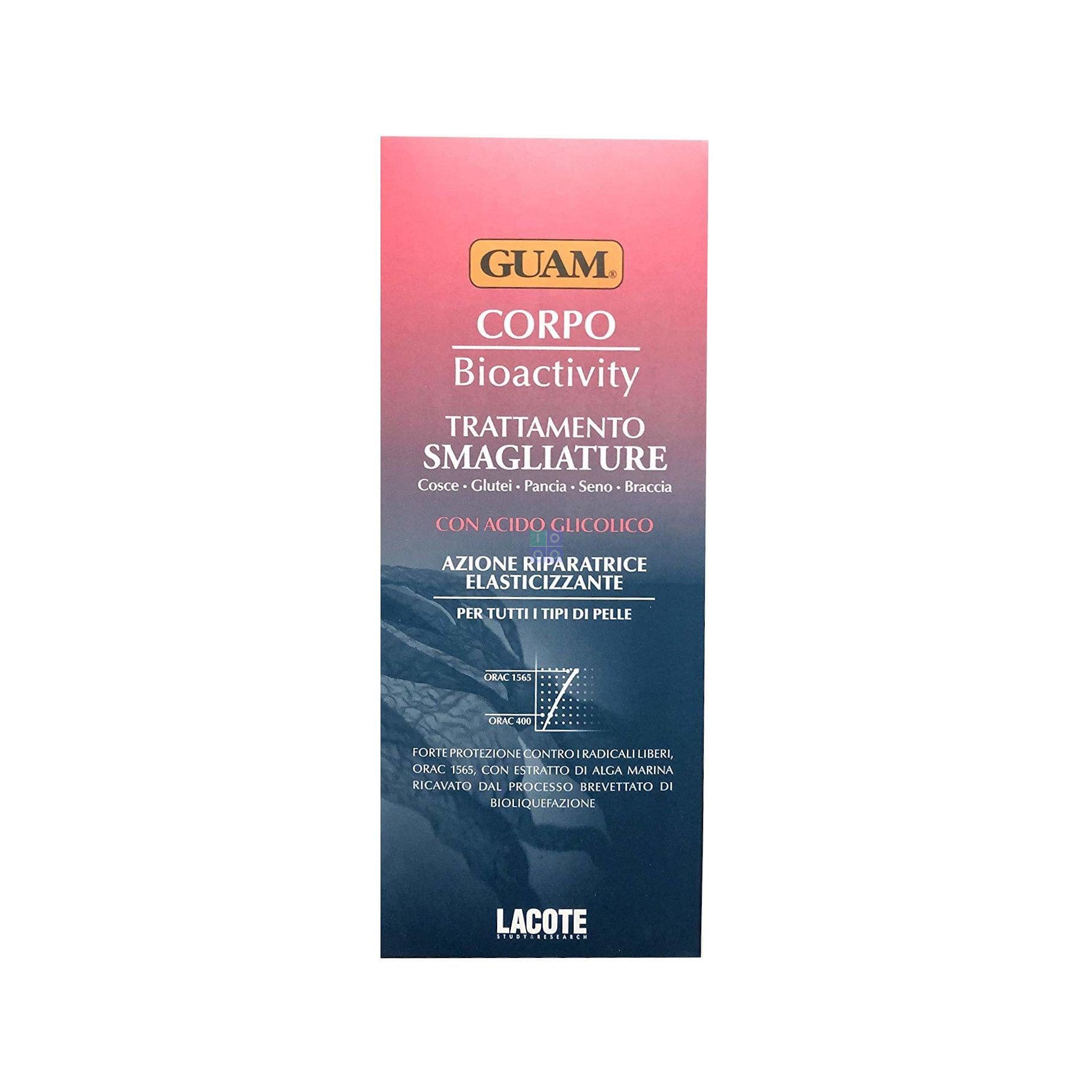 Guam, Bioactivity Corpo - Trattamento Smagliature 150 ml