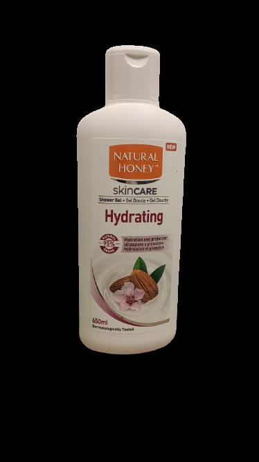 NATURAL HONEY Revlon Hydrating Bagnodoccia 650ml