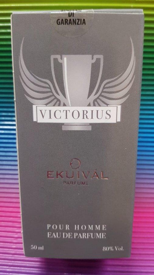 VICTORIUS - PROFUMO UOMO - 50 ML