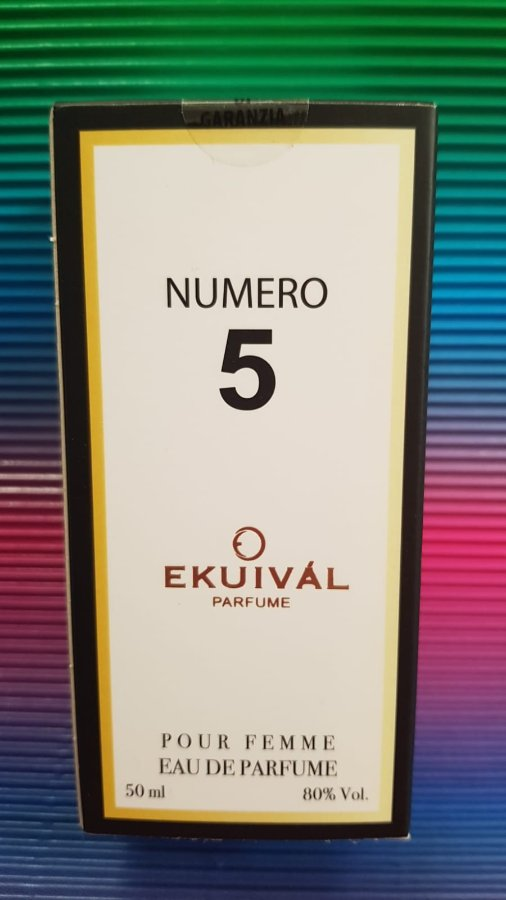 Numero 5 - PROFUMO DONNA 50 ML