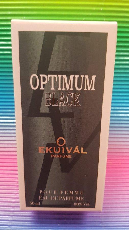 Optimum Black 50 ML - PROFUMO DONNA