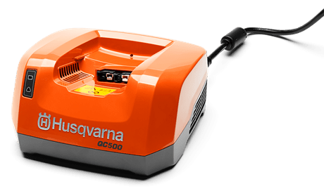 Caricabatterie Husqvarna QC550