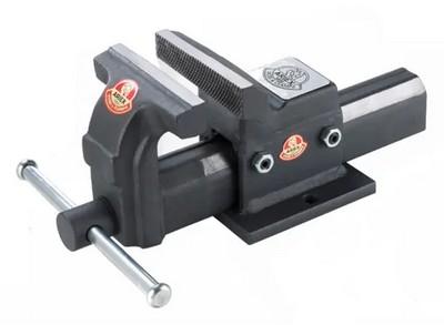 Morsa da banco parallela in acciaio forgiato modello RAPTOR Ariex 104/125