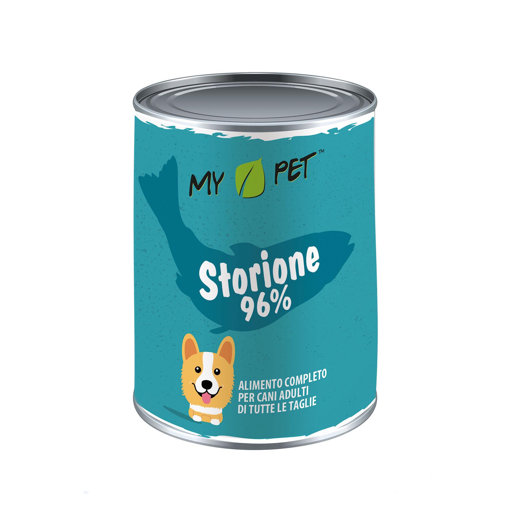 MyPet cibo umido per cani