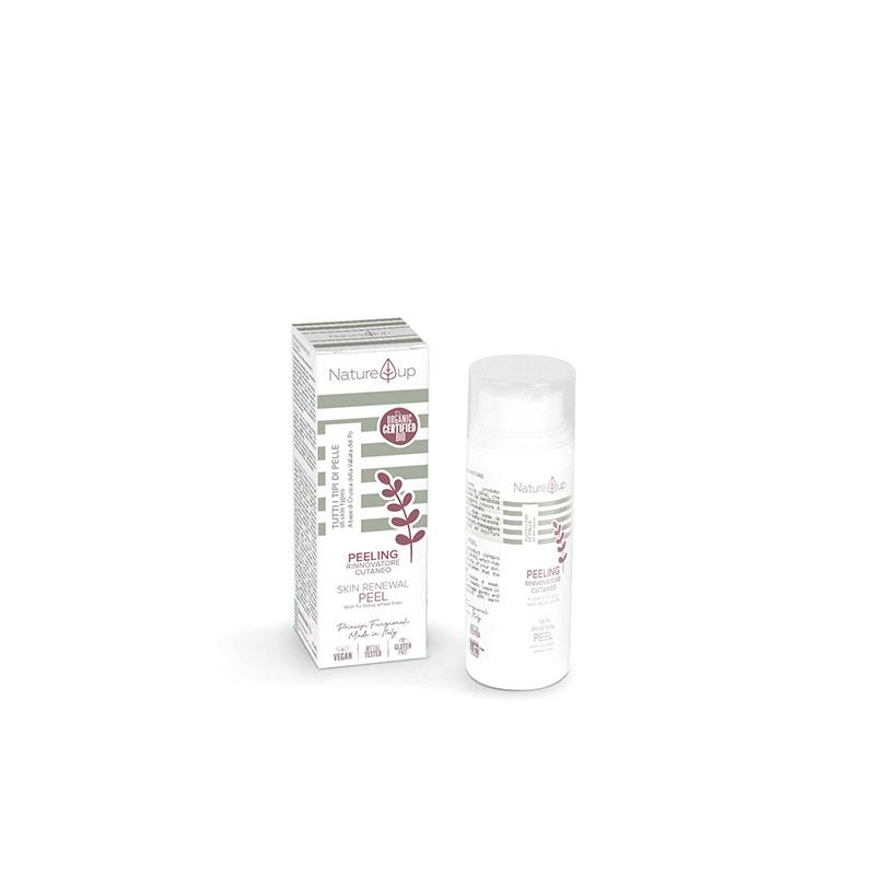 Bema Cosmetici, Nature Up Peeling Rinnovatore Cutaneo 50 ml