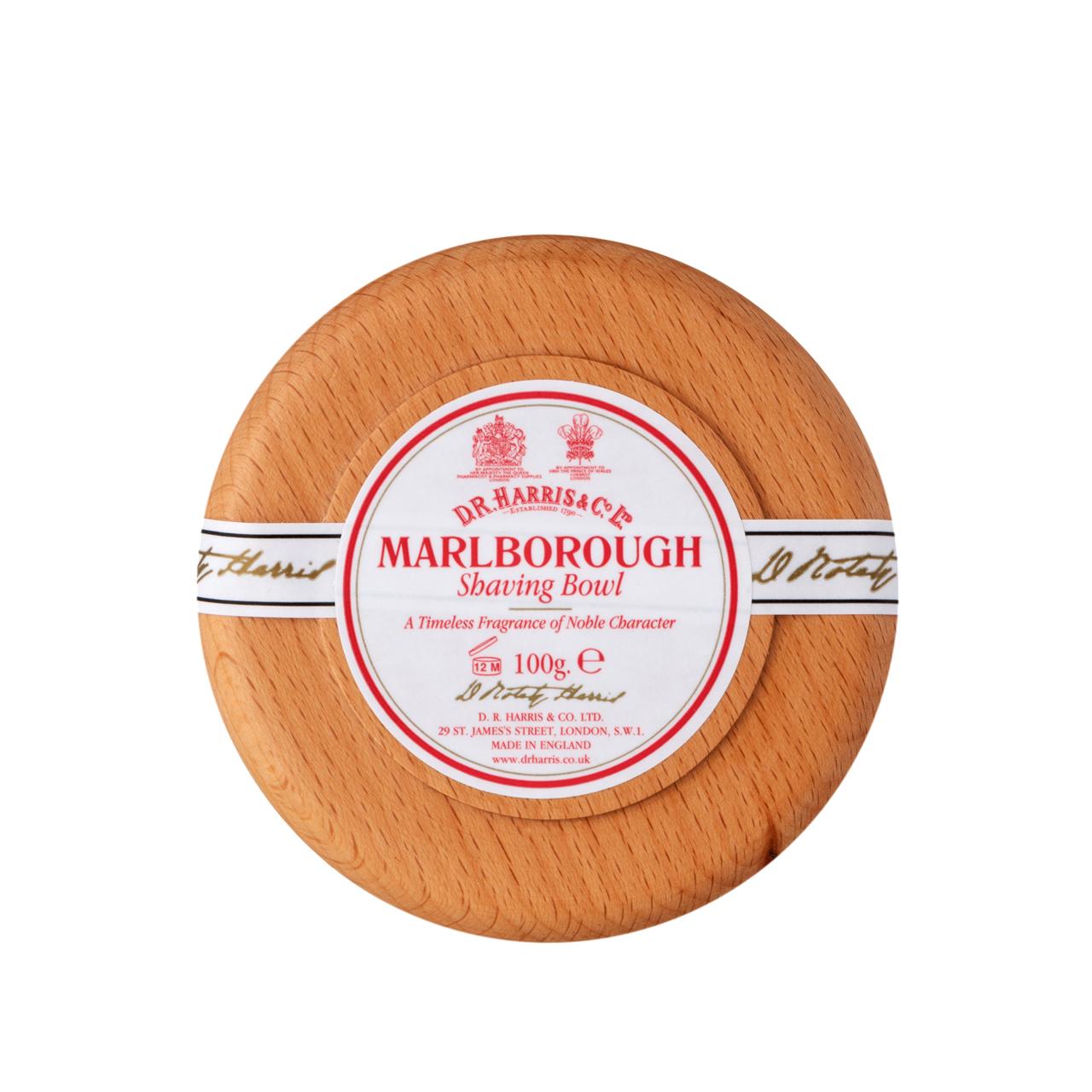 Marlborough - Shaving Soap Bowl