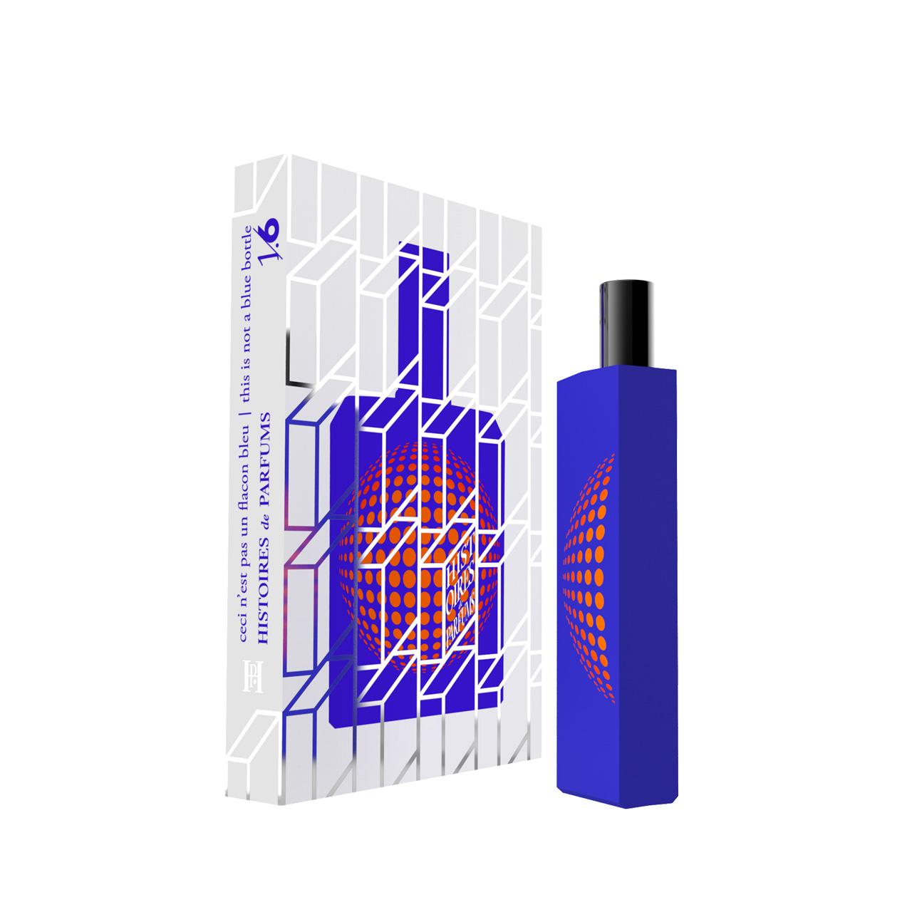 This is not a blue bottle 1/.6 - Eau de Parfum