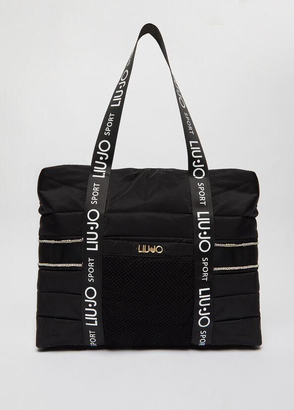 LIU JO TF1172T0300 Shopping bag ecosostenibile