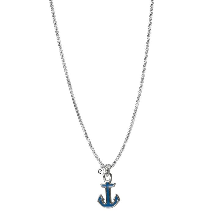 Goyatè - Collana Nautilus MISAKA BLUE NECKLACE
