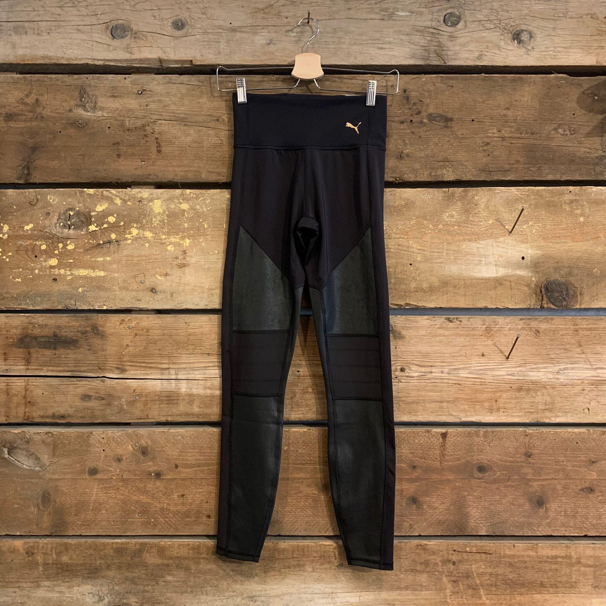Leggings Puma Moto High Waist Full Tight Black