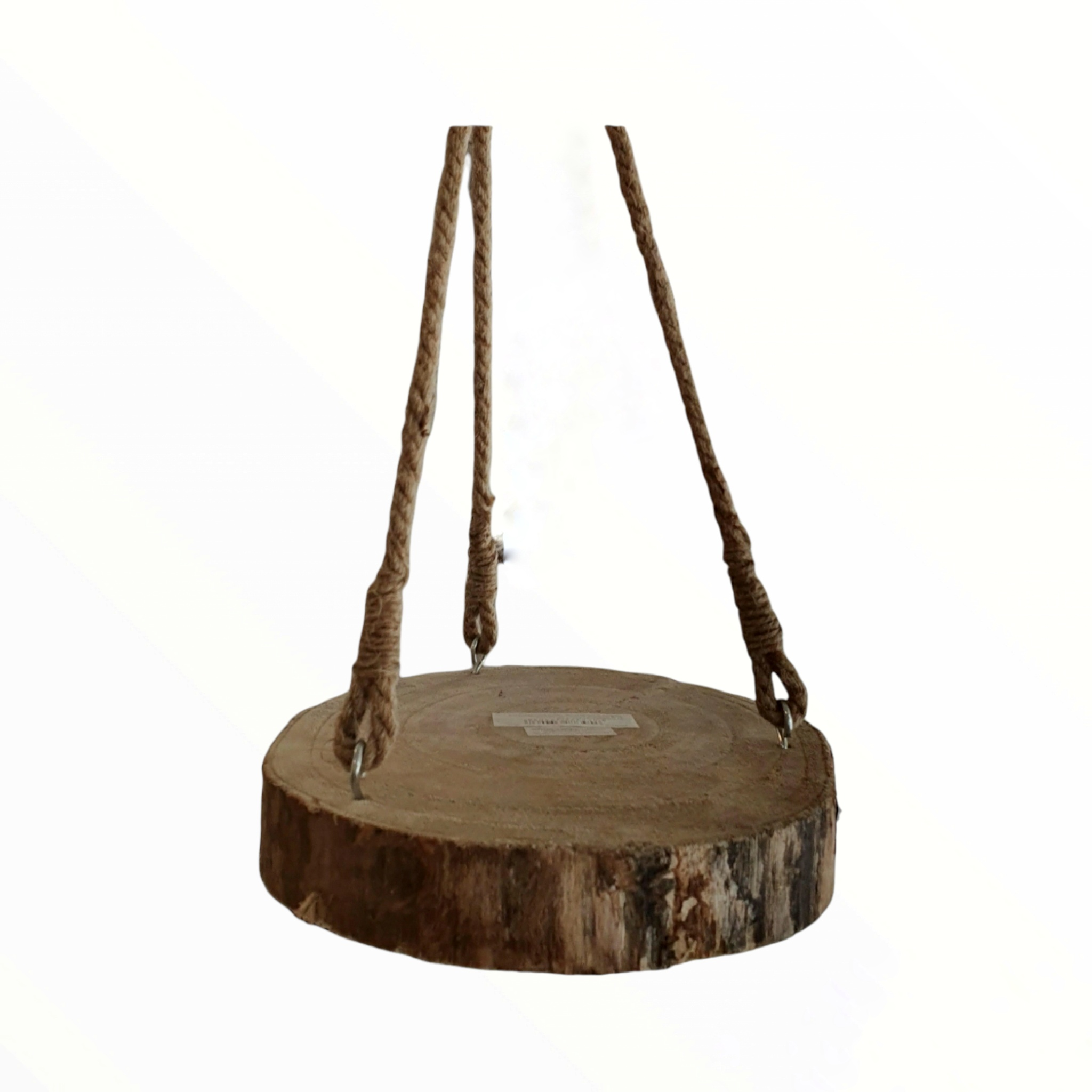Base legno porta vasi d.32