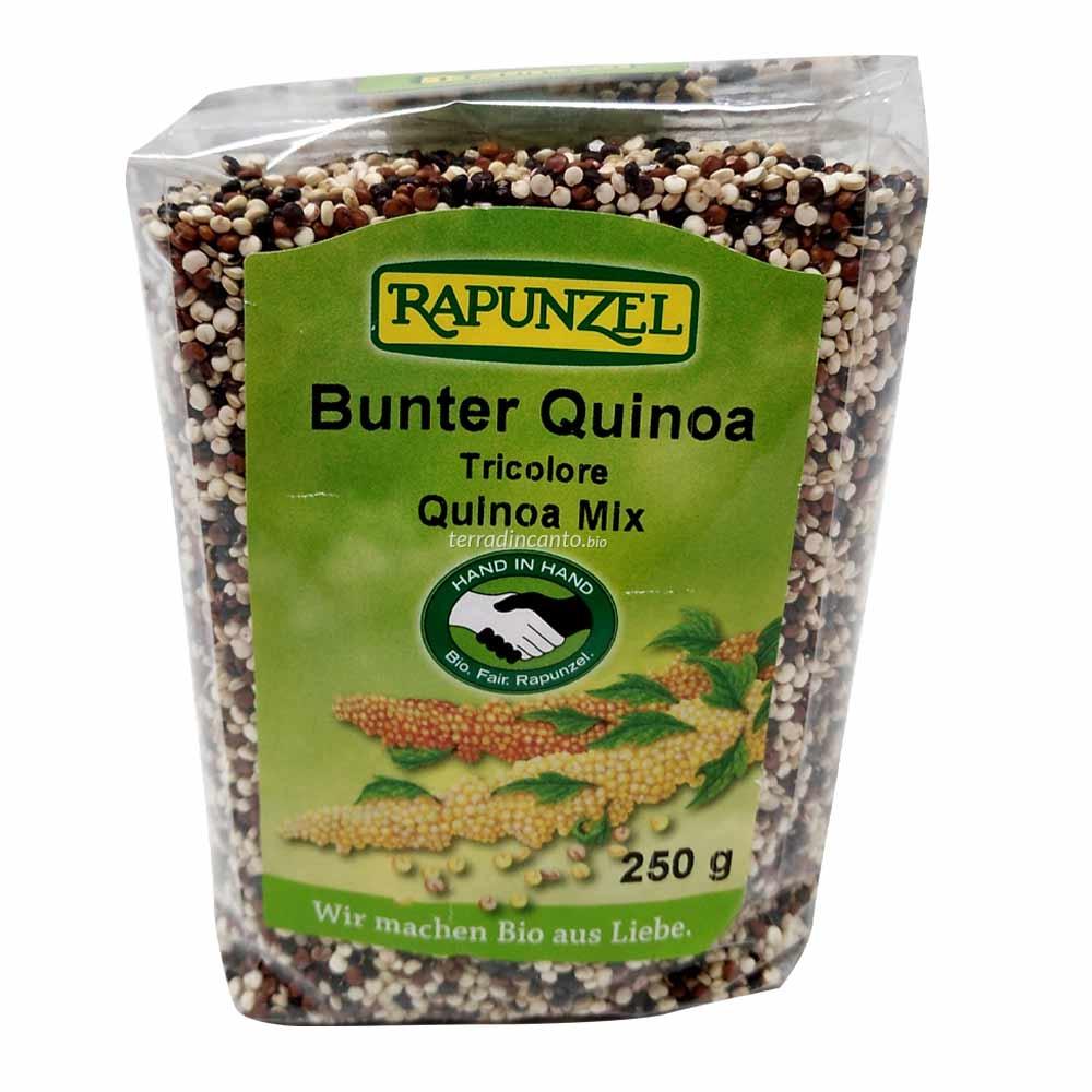 Quinoa mix Rapunzel