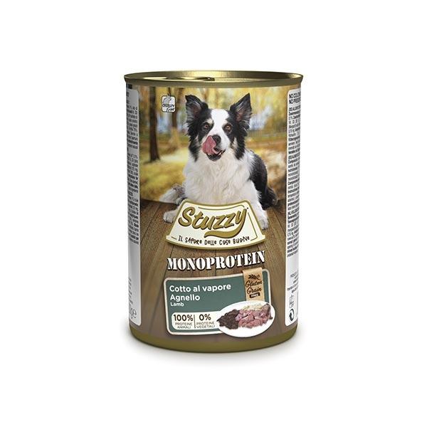 STUZZY DOG MONOPROTEIN PATE' AGNELLO 400 GR