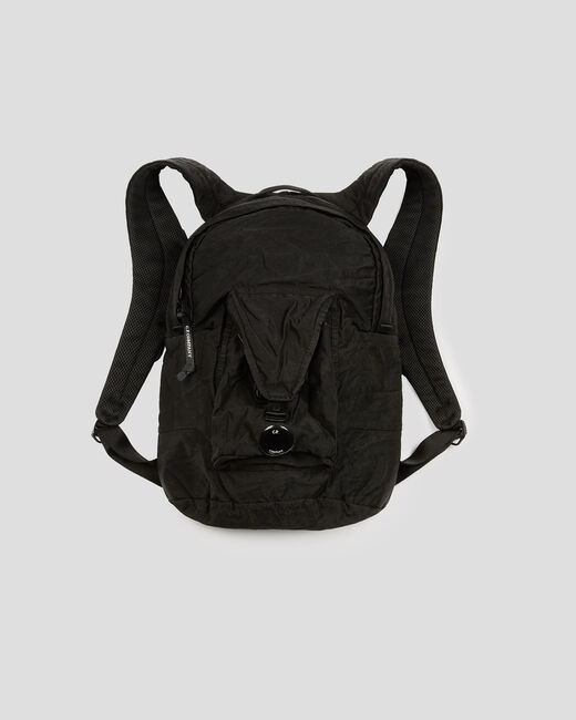 SHOPPING ON LINE CP COMPANY ZAINO NYLON B. LENS BACKPACK NEW COLLECTION MEN FALL WINTER 2020/2021-2