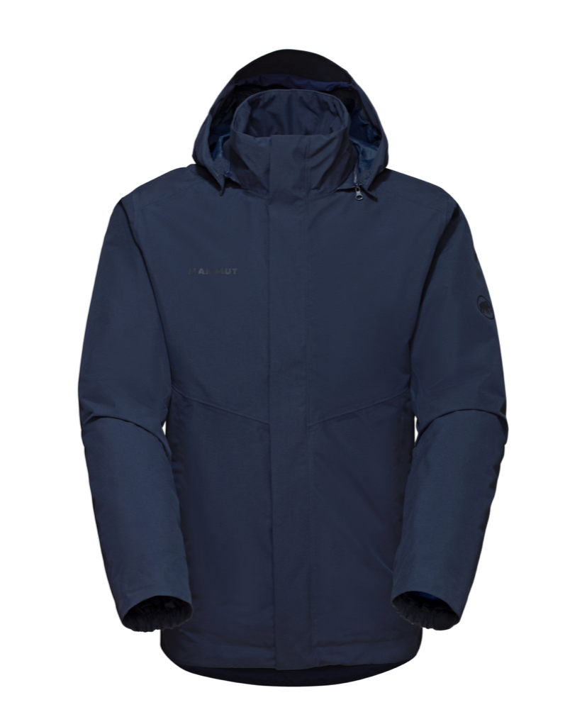 Giacca uomo MAMMUT TROVAT 3 IN 1 HS HOODED MARINE