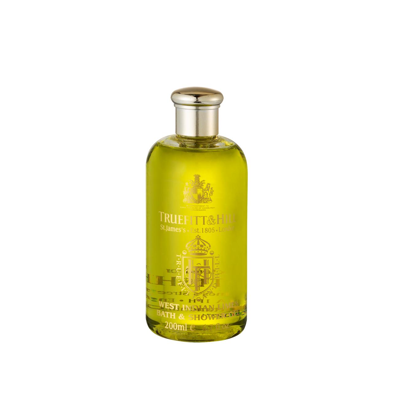 West Indian Limes - Bath Gel