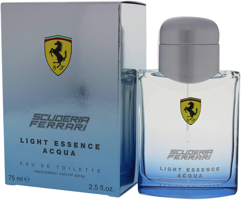 Ferrari Light Essence Aqua Eau de Toilette 75 ml