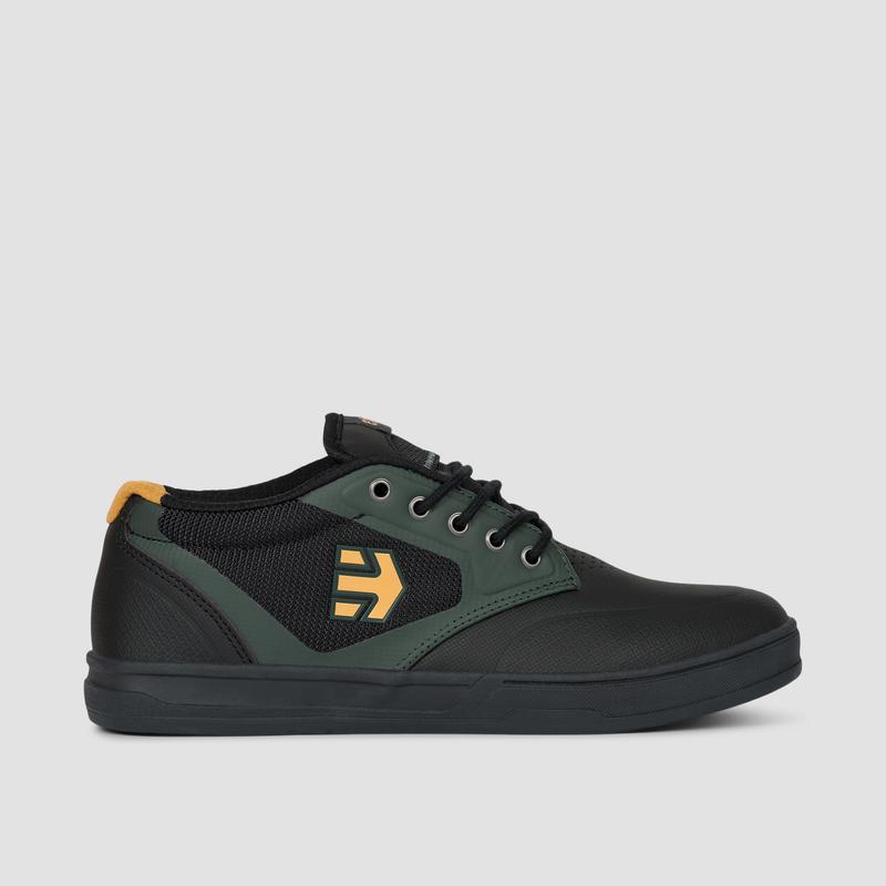 Etnies Semenuk Pro Black Green Gold