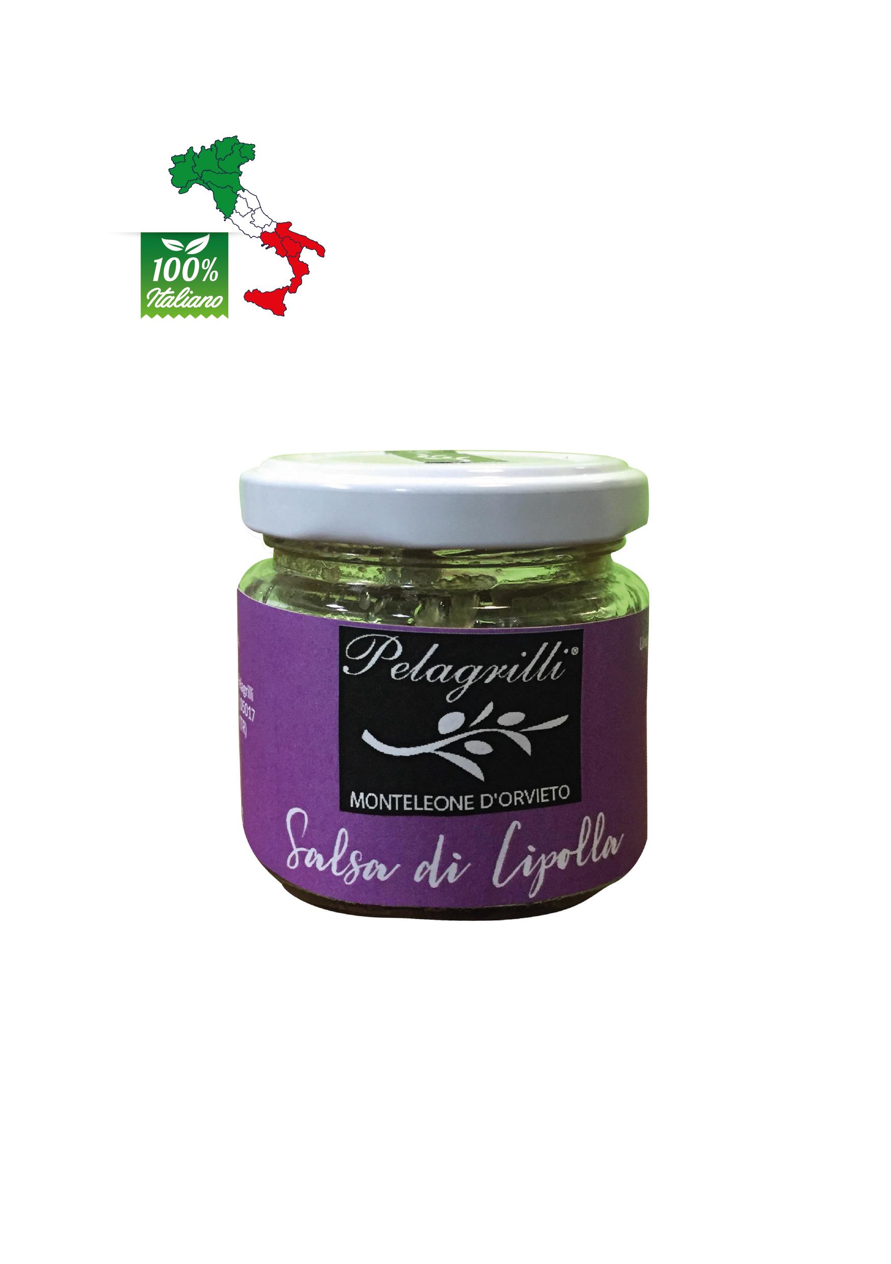 Crema di Cipolla vasetto da gr. 80