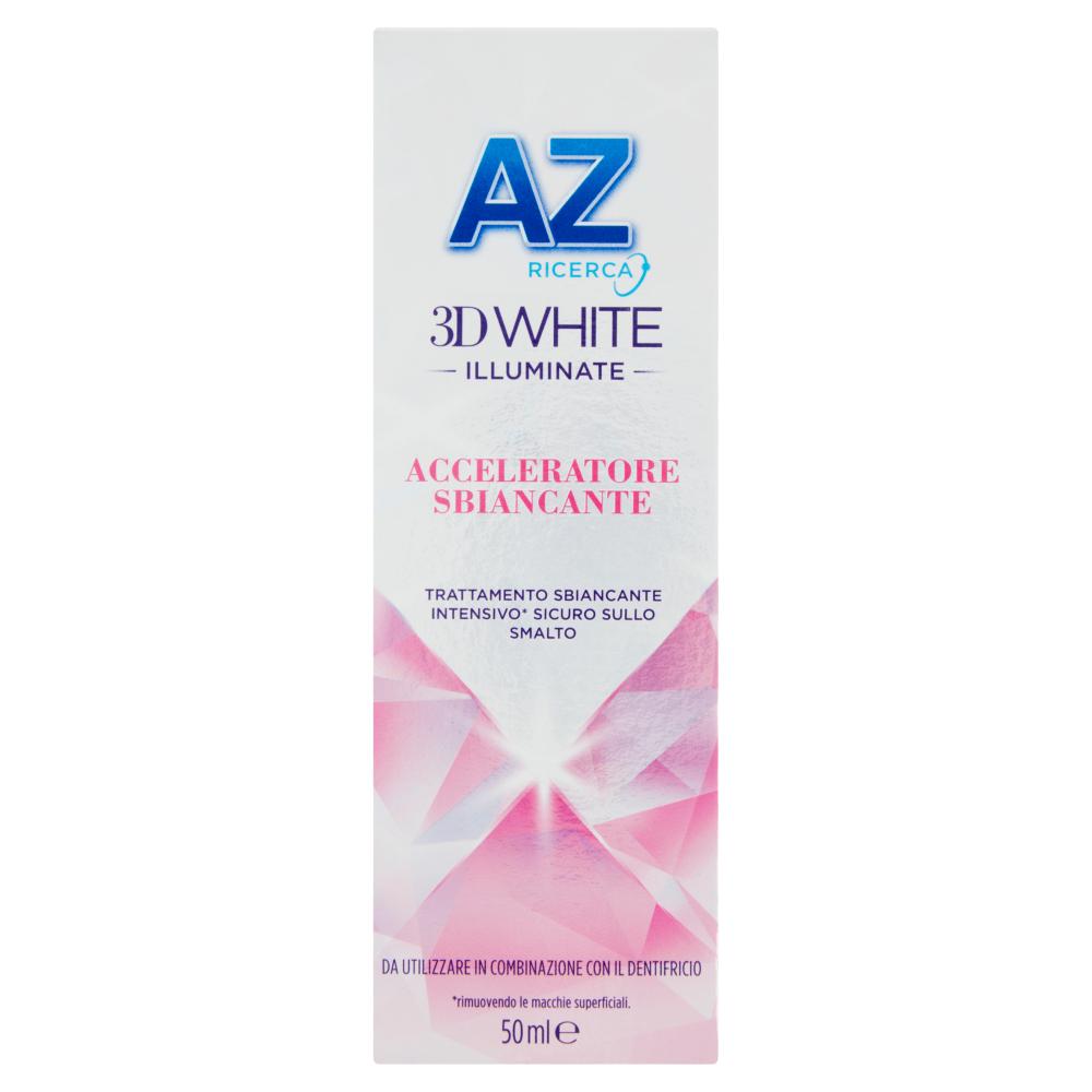 AZ 3D White Luxe Acceleratore Sbiancante 75ml