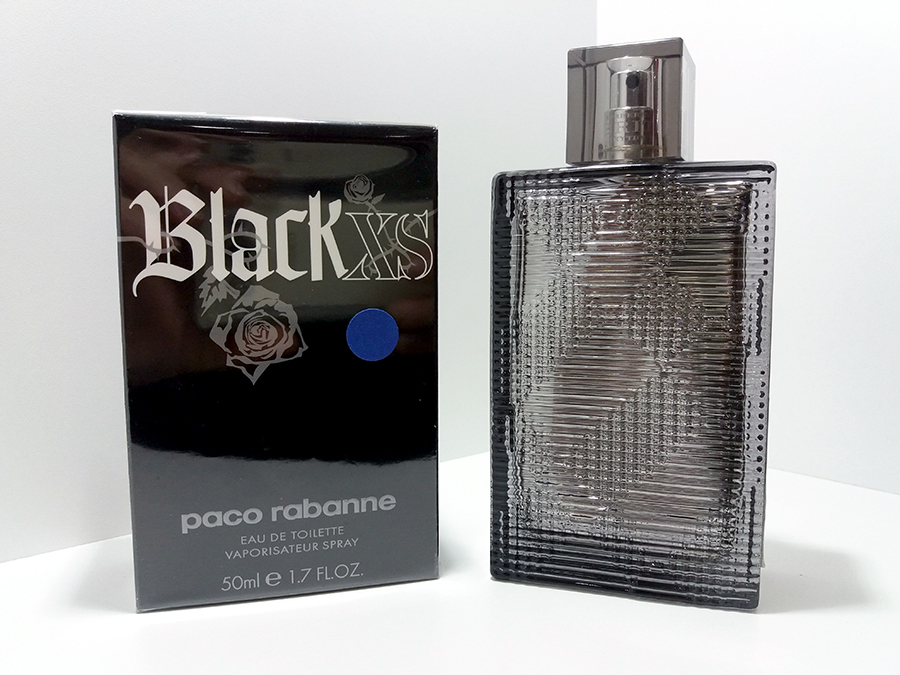 Profumo Uomo Paco Rabanne Black XS 100 ml