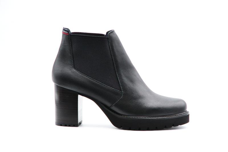 NOVITA' A/I 2021 Callaghan Calzatura Donna-Barolo Negro SoulFree 21927