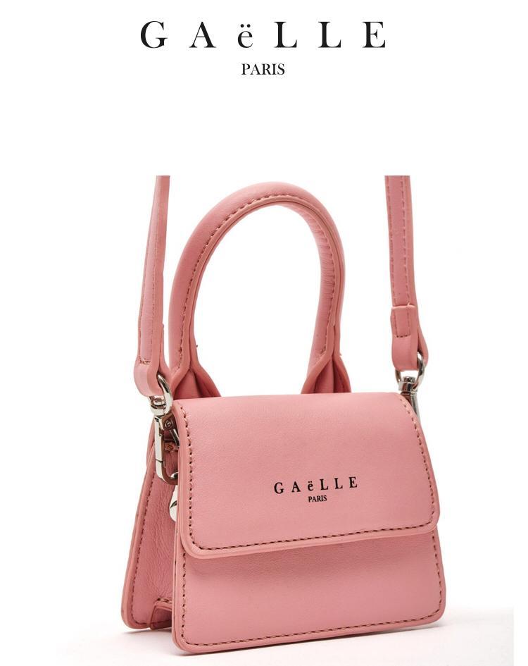 Borsetta colore rosa | Marca GAELLE