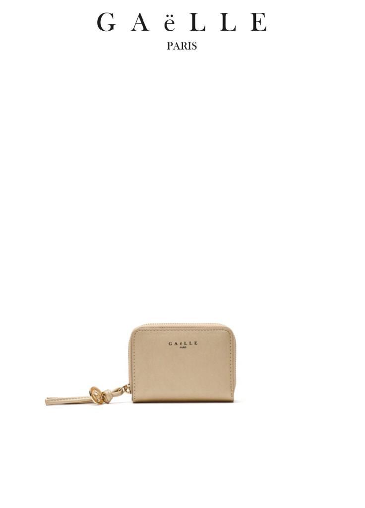 Portafoglio da donna Marca GAELLE | colore beige