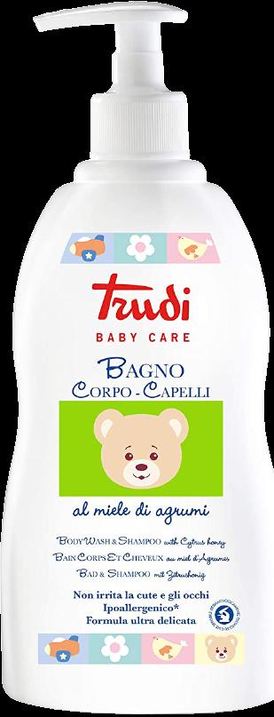 TRUDI Nature Bagno Corpo Capelli Erica e Pratolina 400 ml