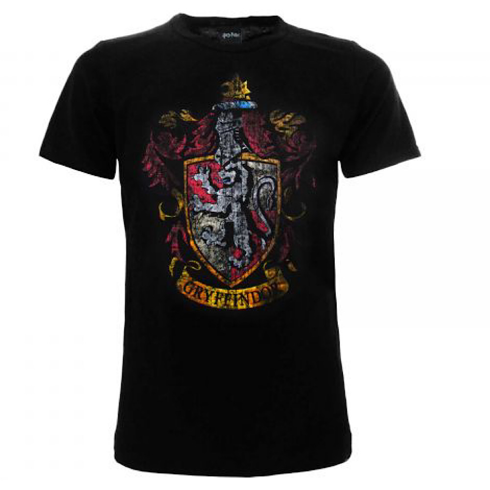 Harry Potter maglietta Grifondoro vintage da 7 anni alla taglia XXL