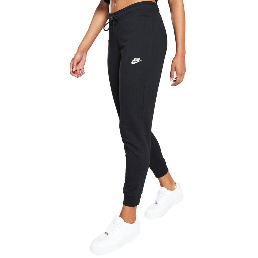 Nike Pantalone Tuta (W NSW ESSNTL Pant Tight FLC)