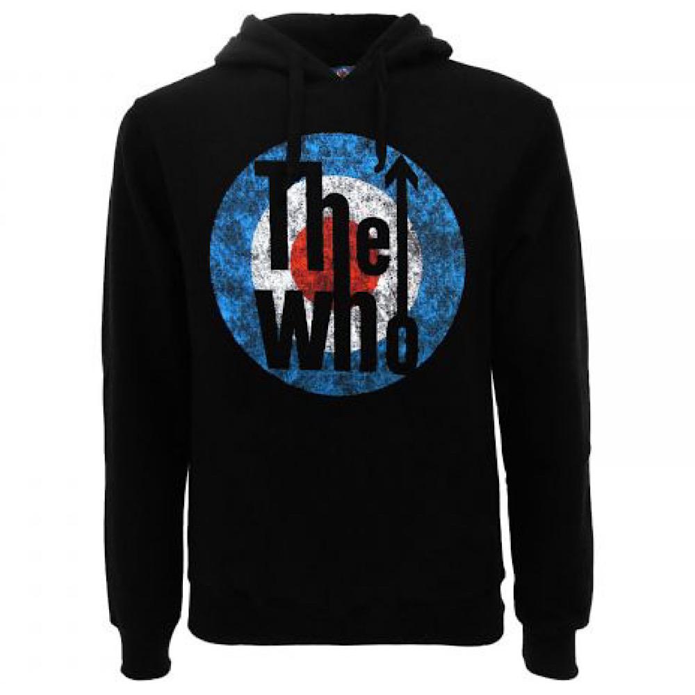 Felpa The Who taglia XS S M L XL XXL