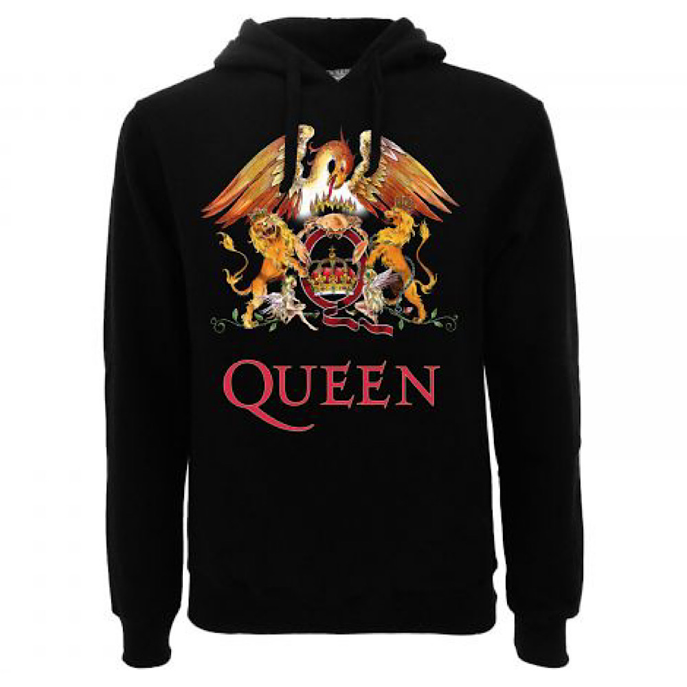 Felpa Queen taglia XS S M L XL XXL