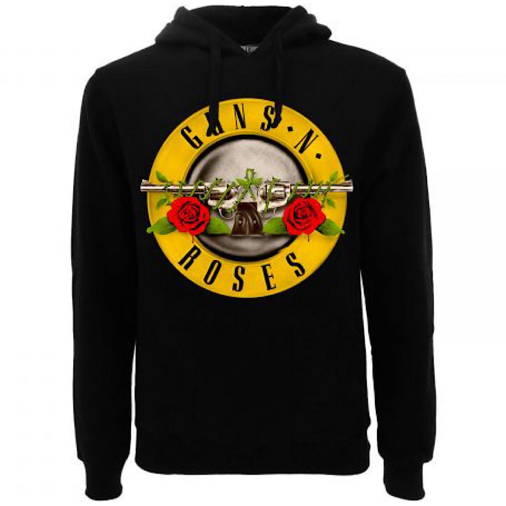 Felpa Guns N' Roses taglia XS S M L XL XXL