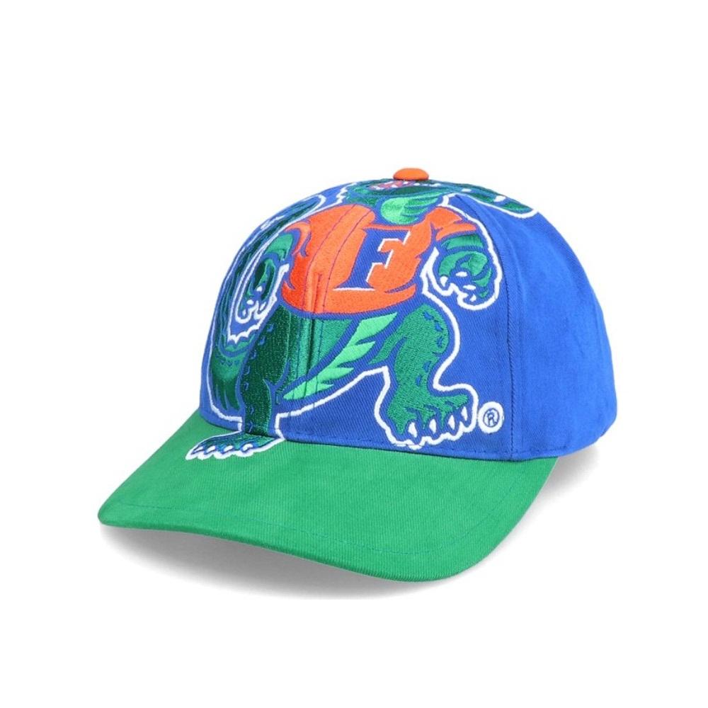 Mitchell&Ness Cappello Vintage Big Logo DeadStock team U Of Florida