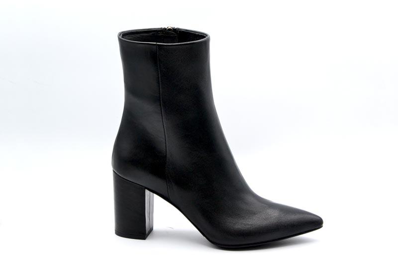 Novità A/I 2021 Lara May Calzatura Donna-Nappa Pelle Nera BR1008