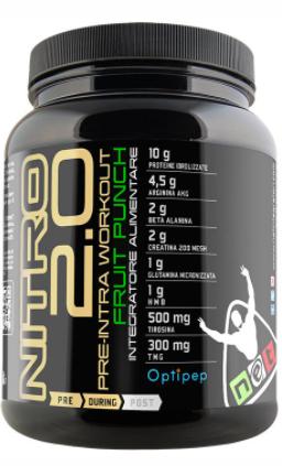 NITRO 2.0 - Proteina Pre Intra Workout