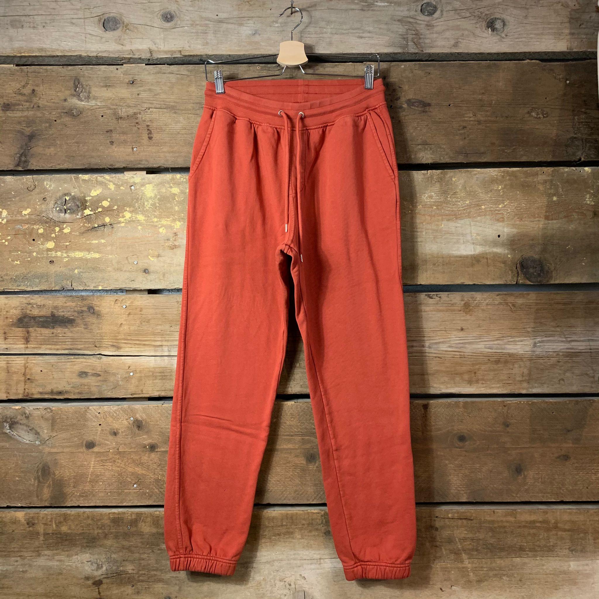 Pantalone Colorful Standard 100% Organic Cotton Bruciato