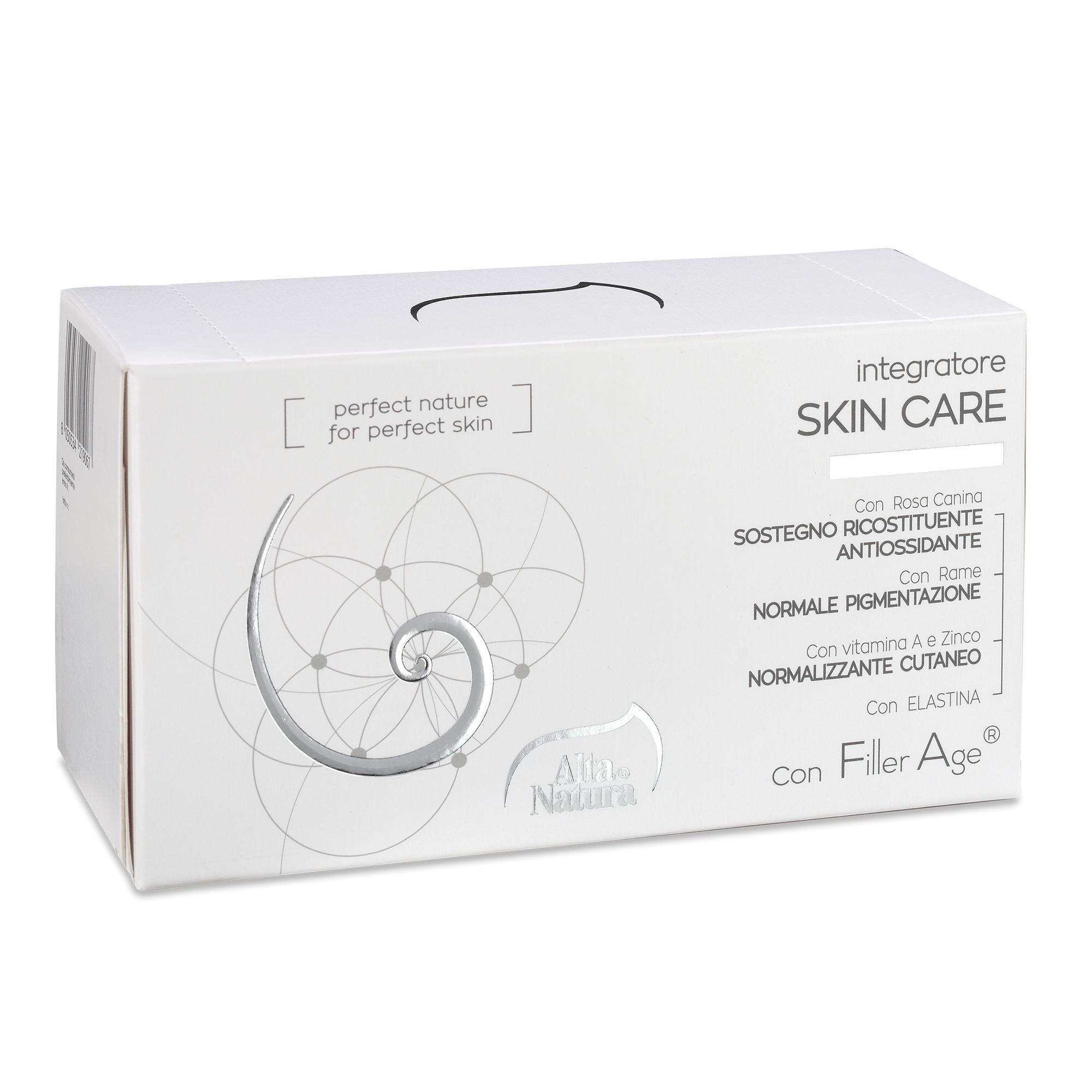 Alta Natura, Skin Care 10 Flaconcini da 10 ml
