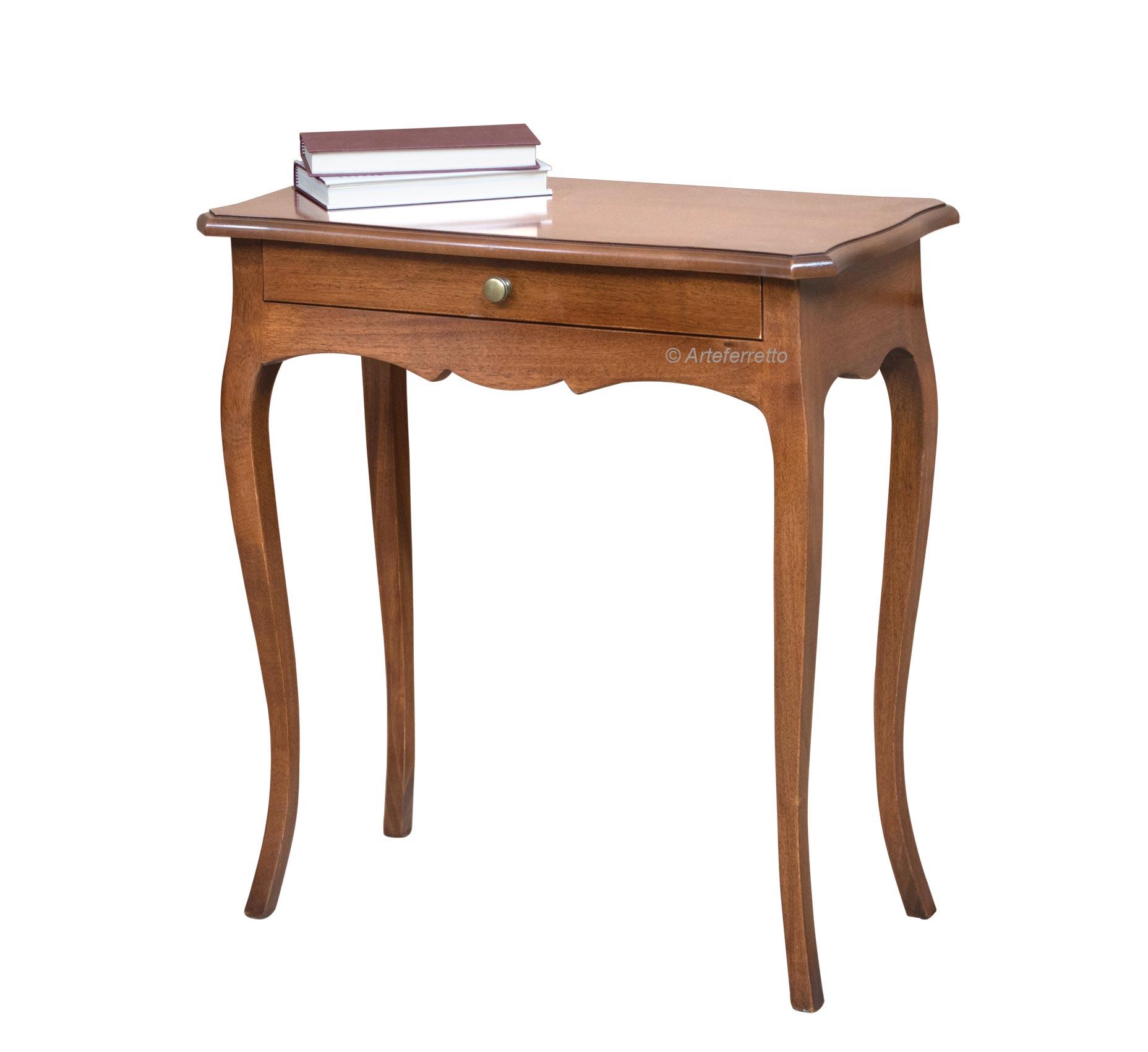 Petite table console Hello